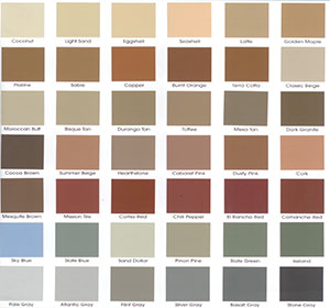 Microcemento productos - Colores de microcemento ...